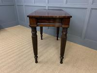 George IV Mahogany Console Table (12 of 12)