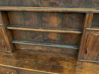 Georgian Oak Dresser c 1760 (6 of 11)