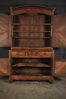 Large 18th Century Fruitwood Cabinet (4 of 8)