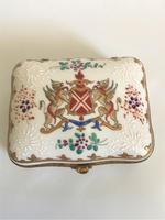 Unusual Dunhill Ceramic Cigarette Box (5 of 7)