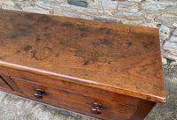 Large Antique Elm Dresser Base (13 of 21)