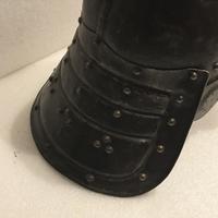 English Civil war New Army Lobster pot Helmet (6 of 10)