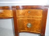 18th Century English Bow Front Sideboard (2 of 9)