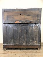 17th Century Welsh Oak Cwpwrdd Deuddarn (10 of 10)