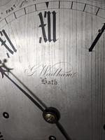 Mid 19th Century Musical Gothic Bracket Clock (8 of 9)