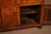 Good 18th Century Oak Dresser (8 of 11)