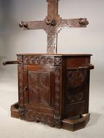 Remarkable Mid 19th Century Hat & Hall Stand (2 of 5)