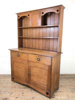 Early 20th Century Oak Dresser (9 of 11)