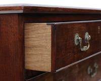 Small Mahogany Chest of Drawers 19th Century (4 of 7)
