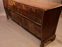 Rare Georgian Fruitwood Serving Dresser (9 of 13)