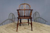 Lowbacked Windsor Chair (3 of 7)