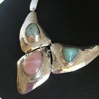 Kalevala Koru Sterling Silver Necklace (3 of 5)
