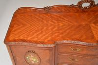 Antique French Inlaid Kingwood Sideboard (6 of 16)