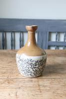 19th Century Scottish Henry Kennedy, Barrowfield Pottery, Stoneware 'special Liquor Jar' Whisky Flagon (12 of 22)