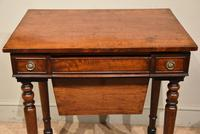 William IV Mahogany Games Table (12 of 13)