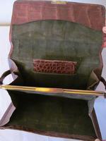 Tiffany & Co Crocodile Skin Handbag (7 of 9)