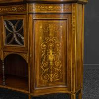 Victorian Rosewood Side Cabinet (5 of 17)