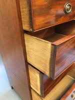 George III Pillar Chest of Drawers (11 of 12)