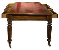 Mahogany Partners Writing Table c1850 (2 of 6)