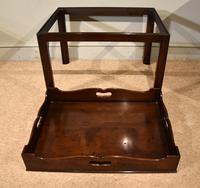 Mid 18th Century Mahogany Tray on Stand (7 of 8)