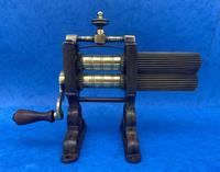 Victorian Steel & Brass Crimping Machine (4 of 7)