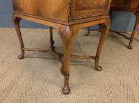 Substantial Burr Walnut Dressing Table (16 of 18)