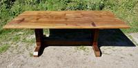 Reclaimed Elm Rustic English Barn Table (5 of 10)