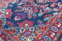 Antique Mohajeran Saroukh Runner Carpet (8 of 8)