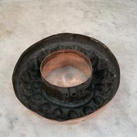 Antique Victorian Copper Jelly Pudding Ring Mould (9 of 10)