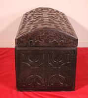 Leather Chest - Cordoba - 19th Century (2 of 11)