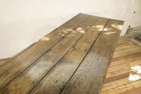 George III Oak Country Refectory Farmhouse Table (7 of 14)