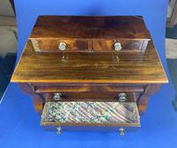 Victorian Miniature Mahogany Scotch Chest of  Drawers (16 of 16)