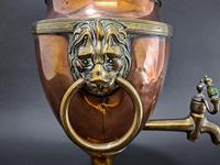 Regency Copper & Brass Samovar (8 of 8)