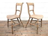 Pair of Chairs with Rope Twist Backs (5 of 10)