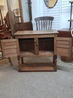 Oak Sideboard (2 of 5)