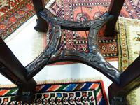 Large example of a Chinese Padouk Wood Stand c.1880 (3 of 3)