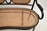 Antique Bentwood Thonet Style Settee (7 of 12)