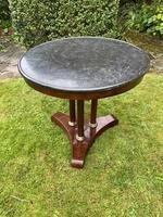Mahogany Gueridon or Centre Table (2 of 5)