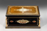 Mid 19th Century French Ebonized Box (2 of 7)