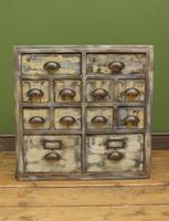Reclaimed Hand Made Bank of Drawers (2 of 20)