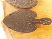 Christopher Dresser Cast Iron Trivets (5 of 11)