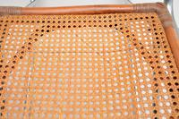 1970's Pair of Retro  Chrome & Bamboo Rocking Chairs (9 of 13)
