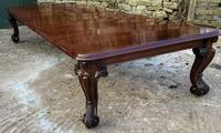 Very Large Victorian Extending Dining Table in Mahogany (7 of 17)