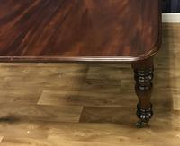 Victorian Mahogany Dining Table with two additional leaves (9 of 11)