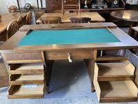 Oak Jewellers Desk (4 of 9)