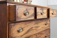 Handsome Early Victorian Chest of Drawers (3 of 14)