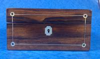 Rosewood Jewellery Box c.1830 (3 of 9)