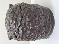 Black Forest Eichwald Earthenware Owl Tobacco Jar (20 of 24)
