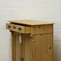 Antique Pine Vertigo Cupboard (4 of 4)