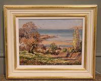 """Oil painting by Alec Caruthers Gould """"Porlock"""""""" (10 of 11)"""
